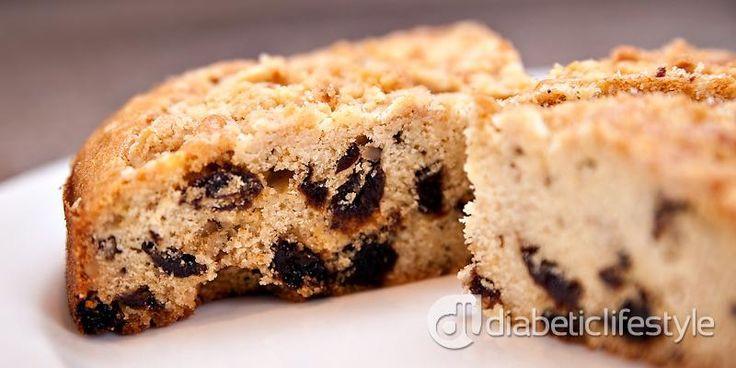Type 1 Diabetic Recipes  Date Nut Coffee Cake Recipe