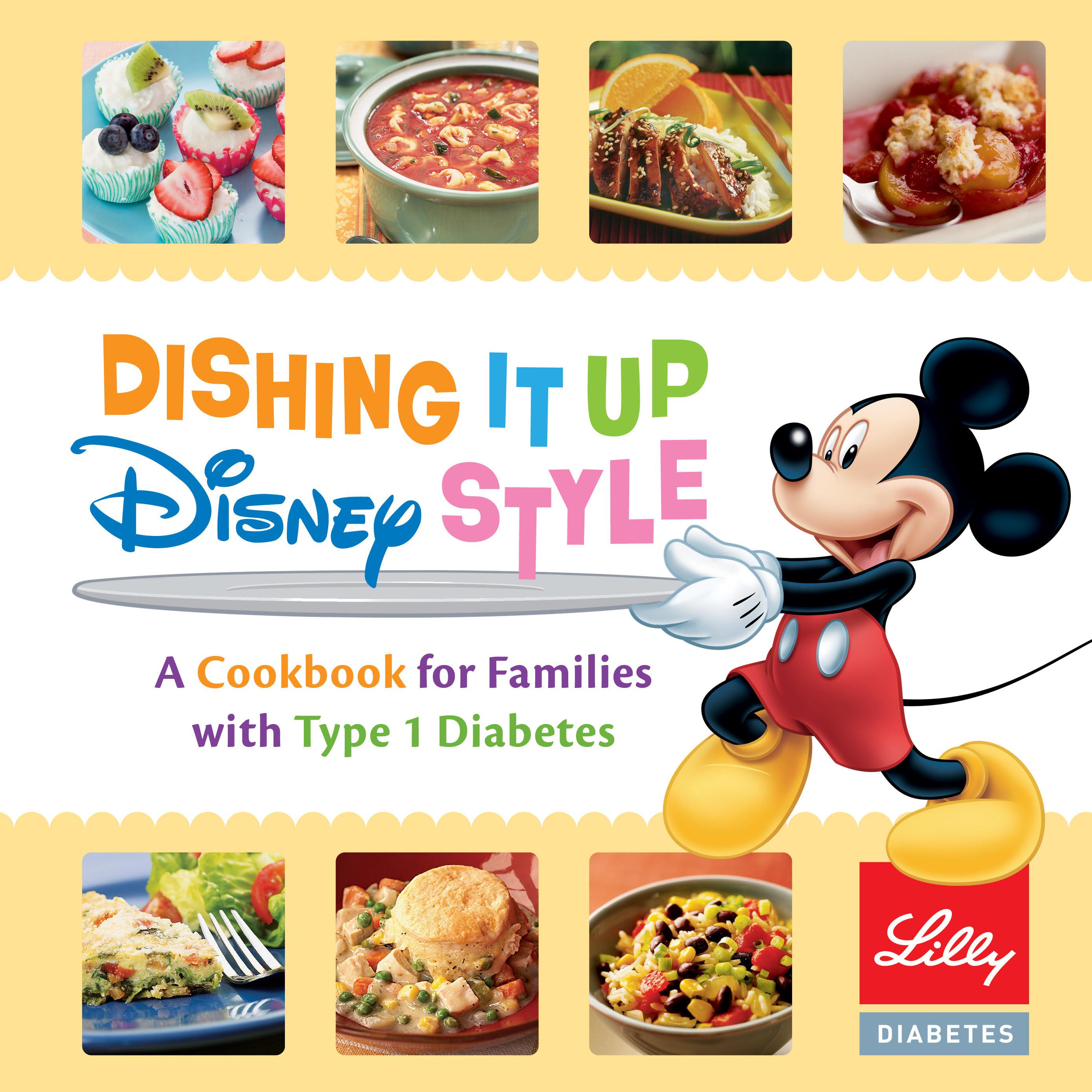 Type 1 Diabetic Recipes  Dishing It Up Disney Style