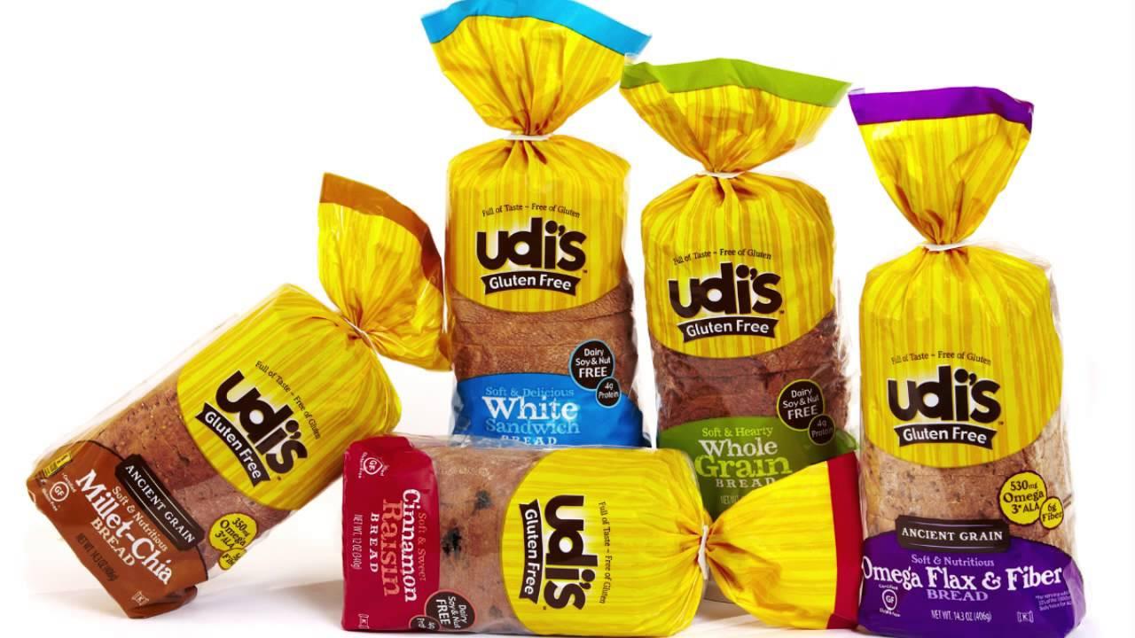 Udi'S Gluten Free Bread Calories  Udi's Gluten Free Gluten Free Foods & RecipesUdi's