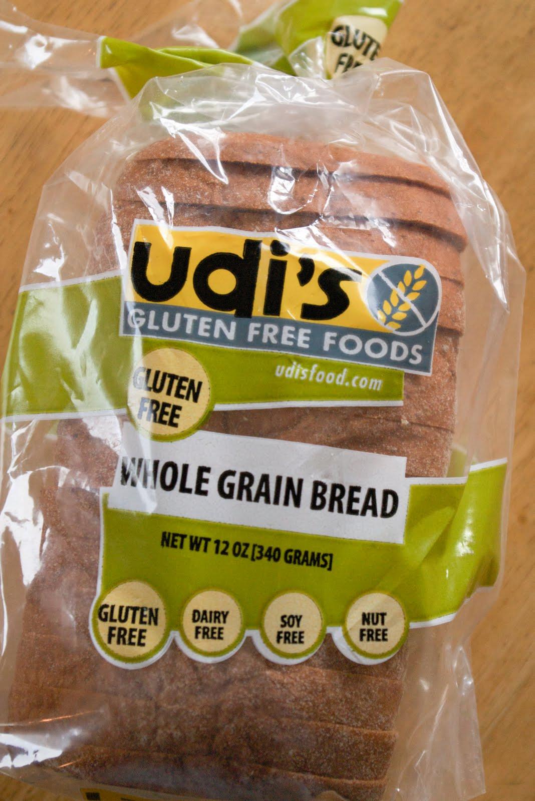 Udi'S Gluten Free Bread Calories  FoodWise Nutrition Udi s Gluten Free Bread