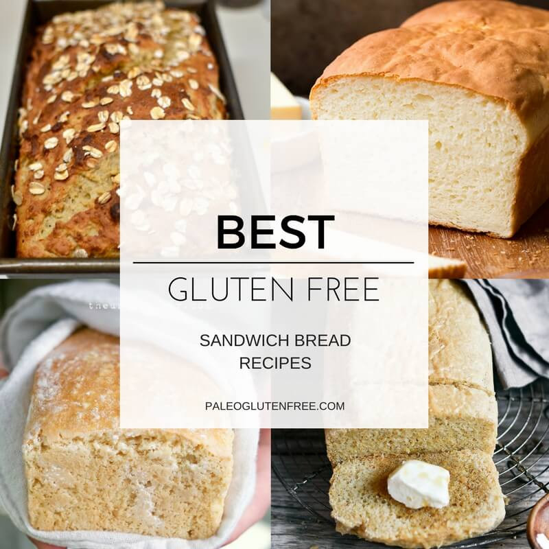 Udi'S Gluten Free Bread Calories  Best Gluten Free Sandwich Bread Recipes Paleo Gluten