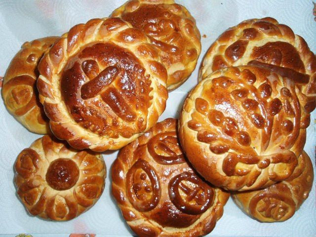 Ukrainian Easter Bread Recipe  1000 images about Ukrainian bread on Pinterest
