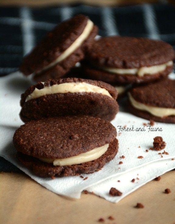 Vegan Aip Recipes  Paleo Oreo Cookie Recipe vegan AIP egg free