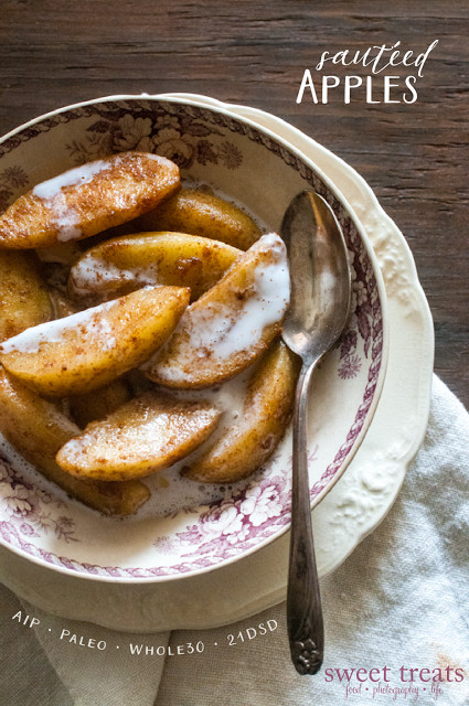 Vegan Aip Recipes  Sautéed Apples AIP Paleo Whole30 21DSD Repairvite