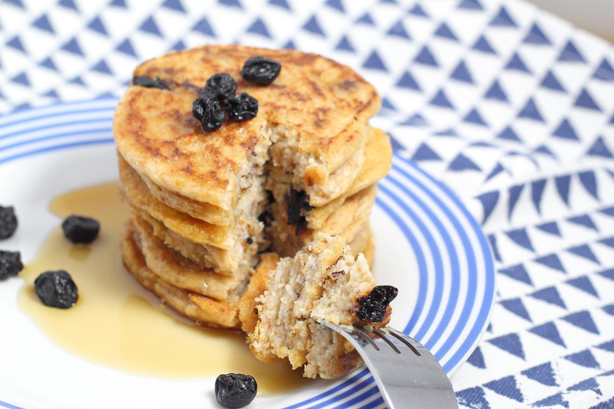 Vegan Almond Flour Pancakes  vegan coconut flour banana pancakes