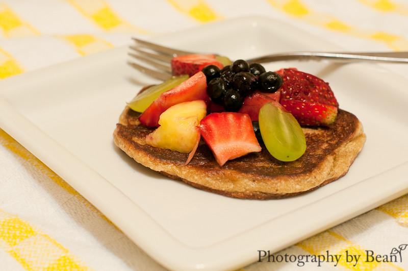 Vegan Almond Flour Pancakes  Vegan Banana Almond Flour Pancakes
