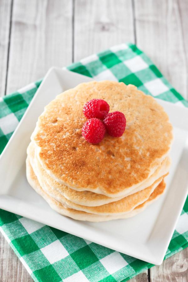 Vegan Almond Flour Pancakes  vegan gluten free almond flour pancakes