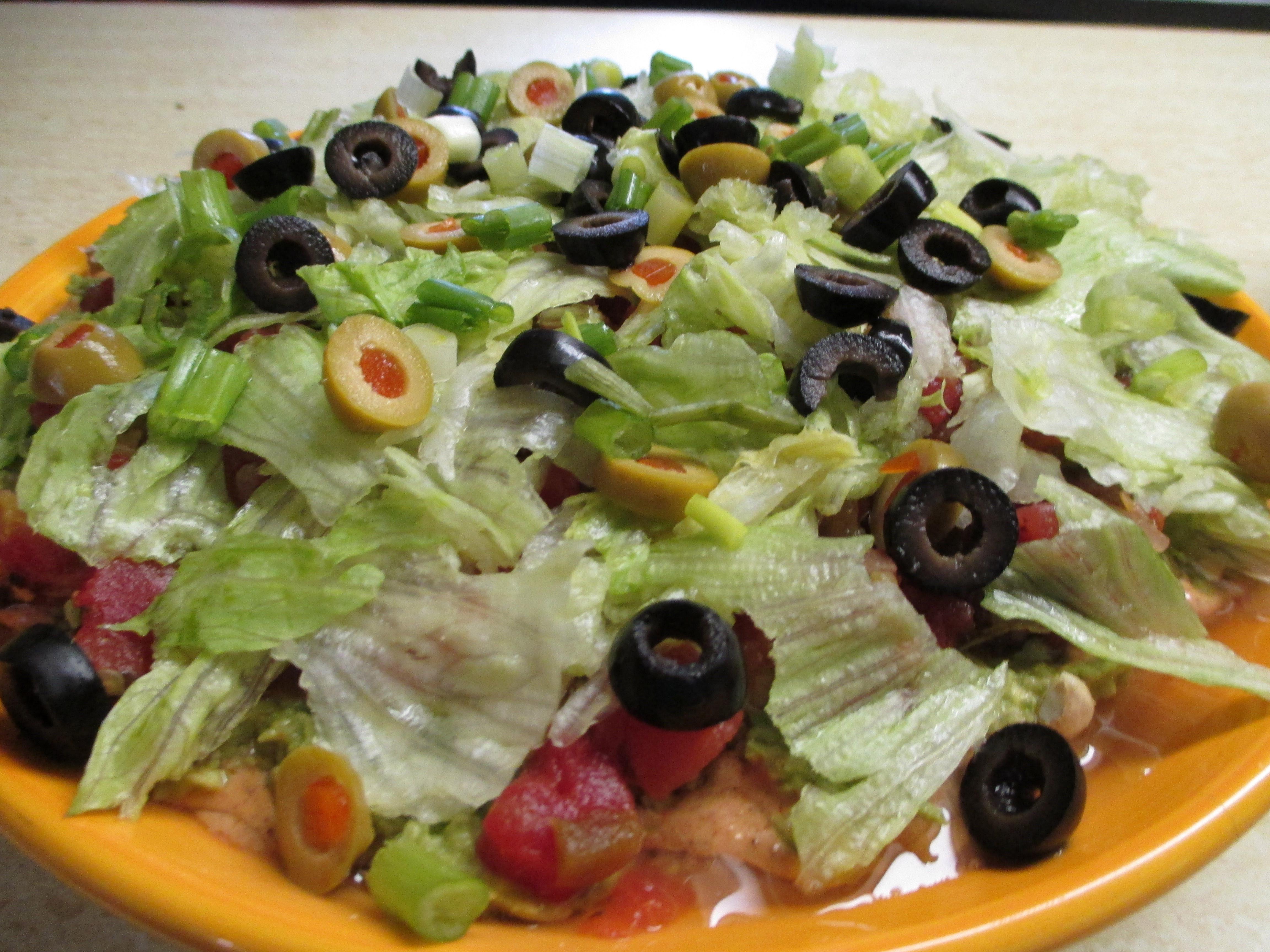 Vegan Bean Dip Recipes  Holiday Vegan 7 Layer Bean Dip – VegCharlotte