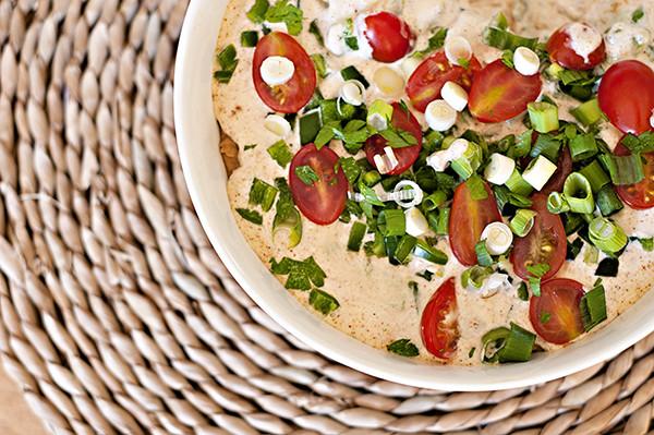 Vegan Bean Dip Recipes  Vegan Baked Taco Dip Baked Bree