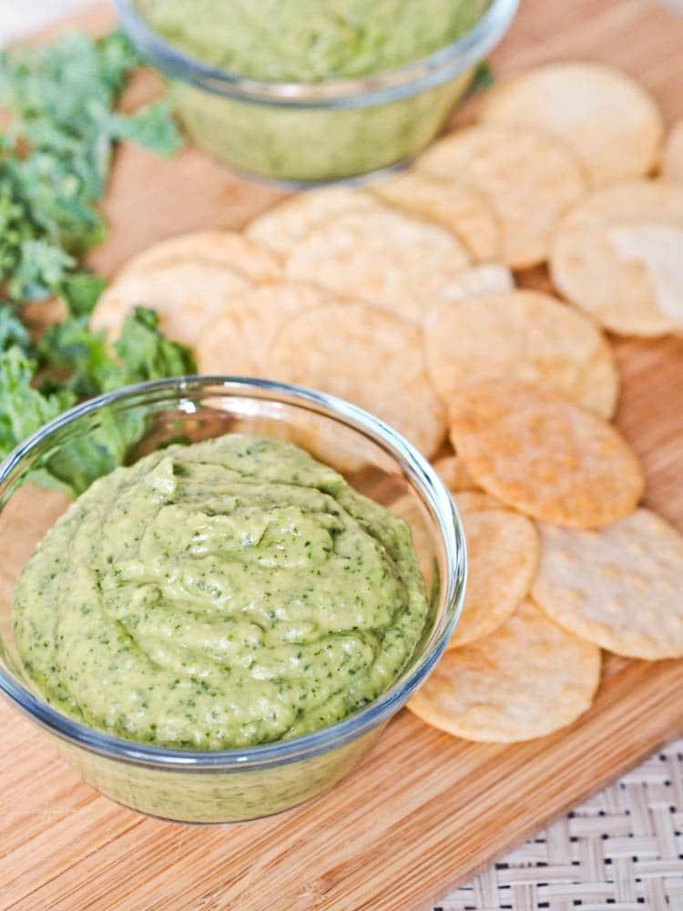 Vegan Bean Dip Recipes  Kale and White Bean Dip Gluten Free Vegan