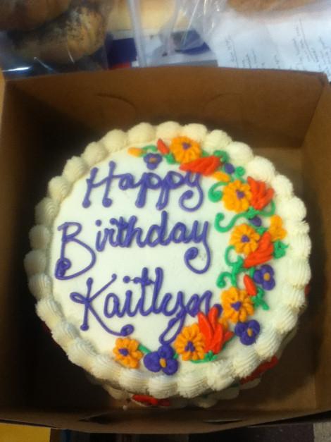 Vegan Birthday Cake Delivery  Cafe Menu