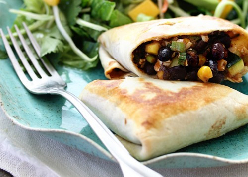 Vegan Black Bean Burritos  5 Tips to Create Ve arian Friendly Meals Black Bean
