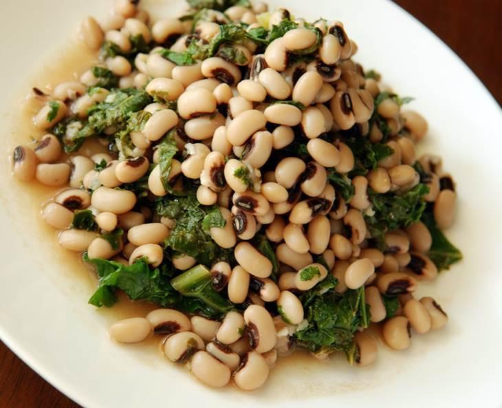 Vegan Black Eyed Pea Recipes  ve arian black eyed peas recipe