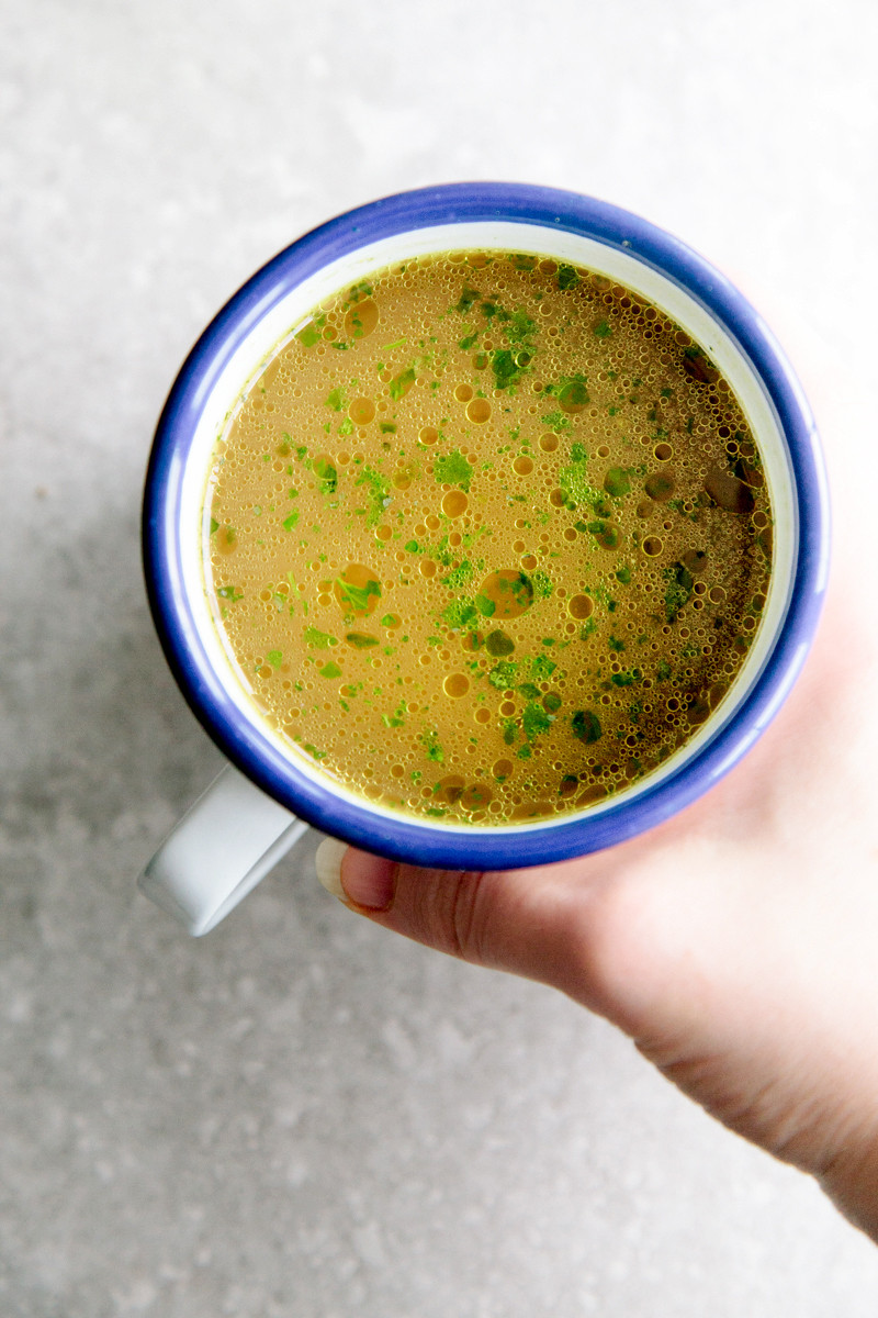 Vegan Broth Recipes  Gut Healing Ve able Broth And Why It s Better Than Bone