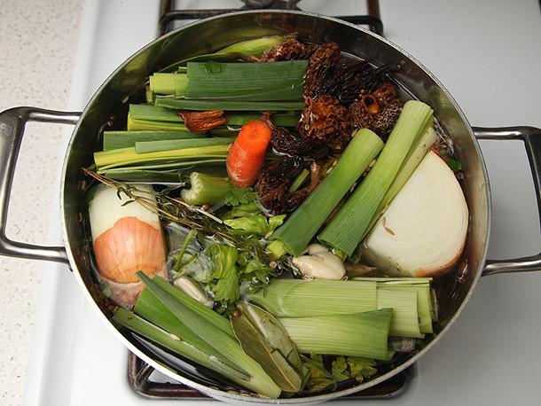Vegan Broth Recipes  Hearty Ve able Stock Vegan Recipe