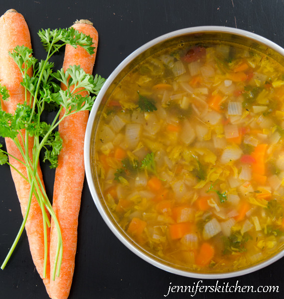Vegan Broth Recipes  How to Make Homemade Ve able Stock or Broth