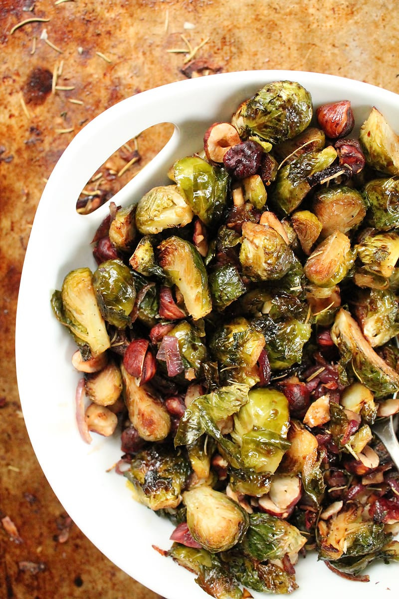 Vegan Brussel Sprouts Recipes  100 Vegan Thanksgiving Recipes