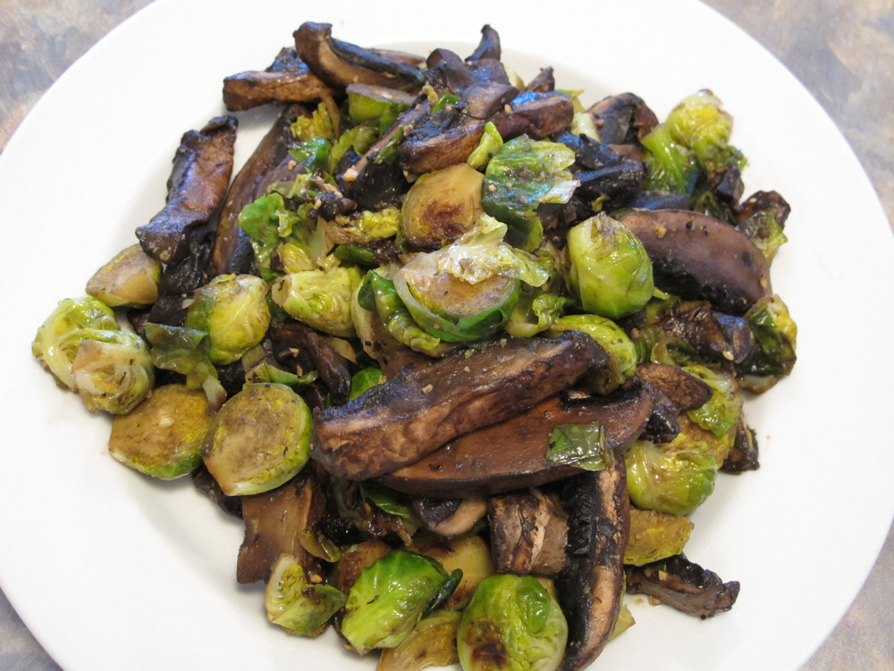 Vegan Brussel Sprouts Recipes  Fabulously Broke in the City new