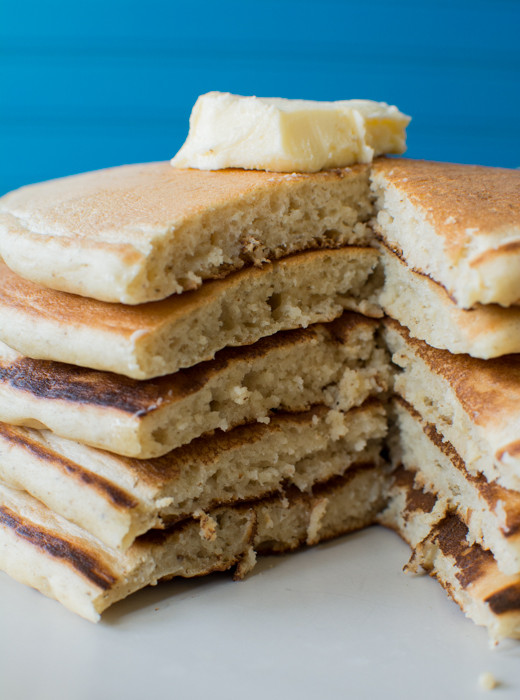 Vegan Buttermilk Pancakes  Vegan Buttermilk Pancakes Feed Your Skull