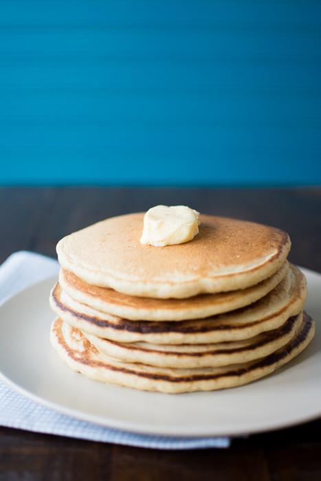 Vegan Buttermilk Pancakes  Vegan Buttermilk Pancakes