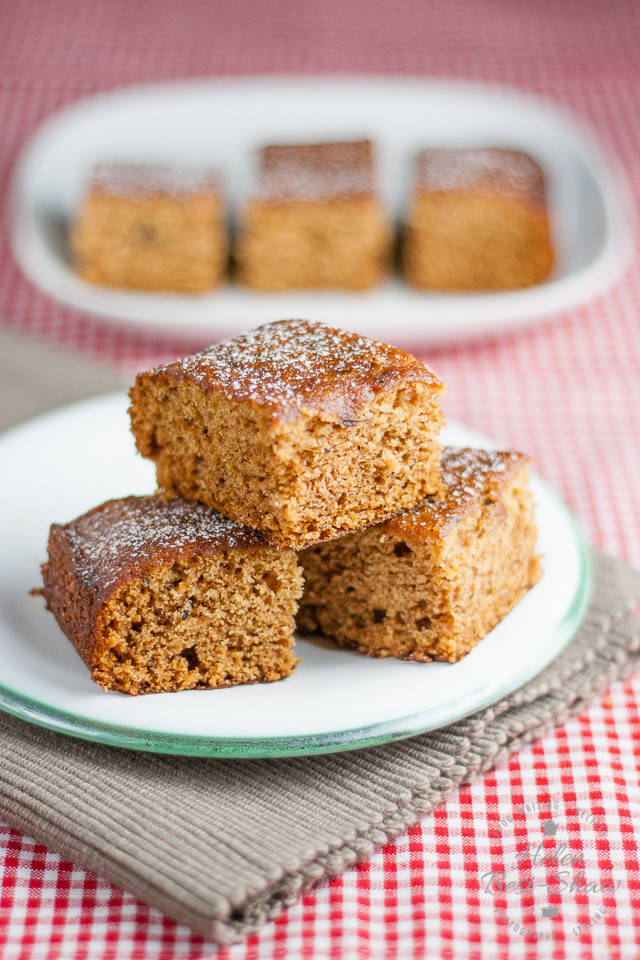 Vegan Cake Recipe Easy  Easy Ginger Cake Recipe one step fool proof and vegan