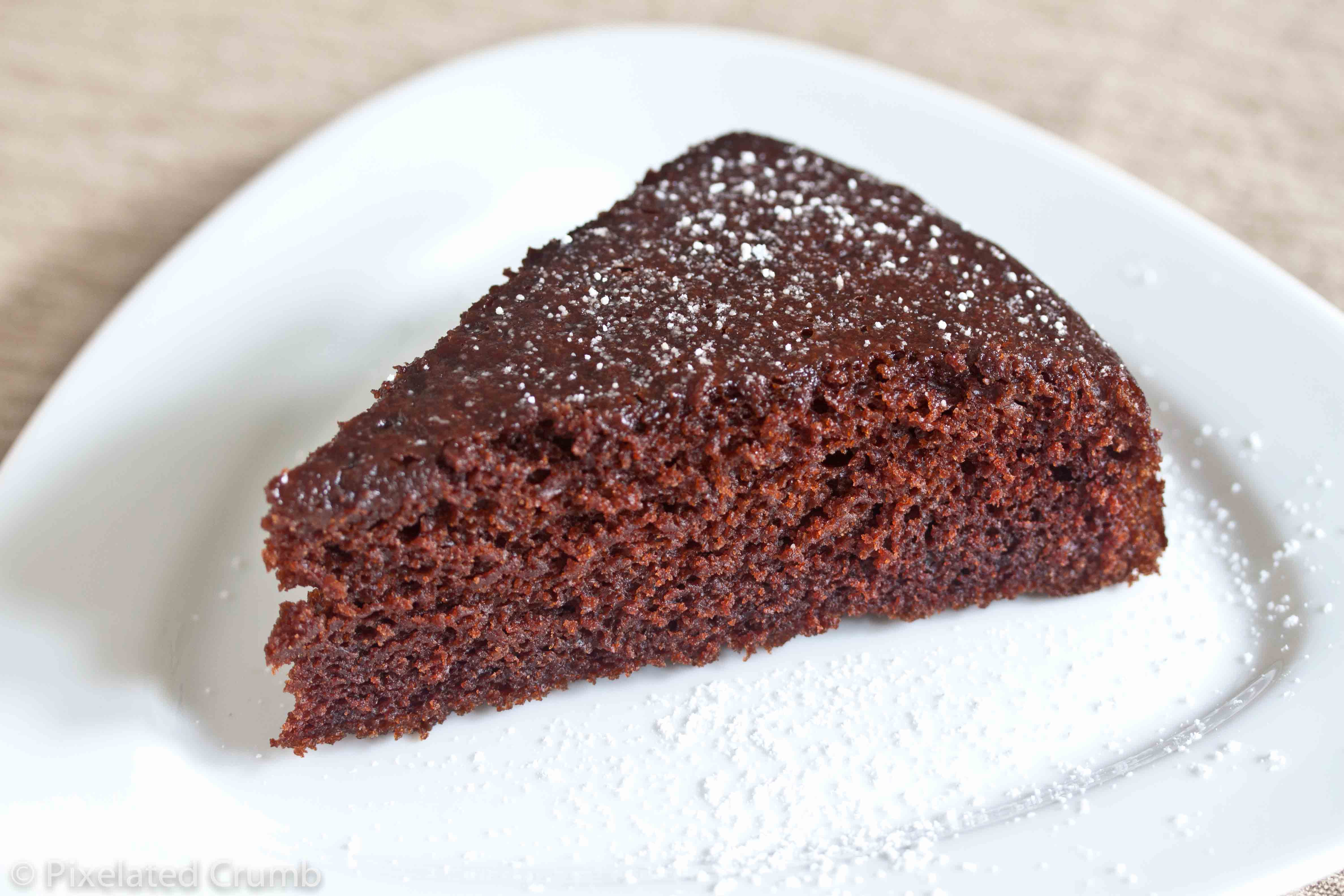 Vegan Cake Recipe Easy  The Easiest Chocolate Cake Recipe in the World