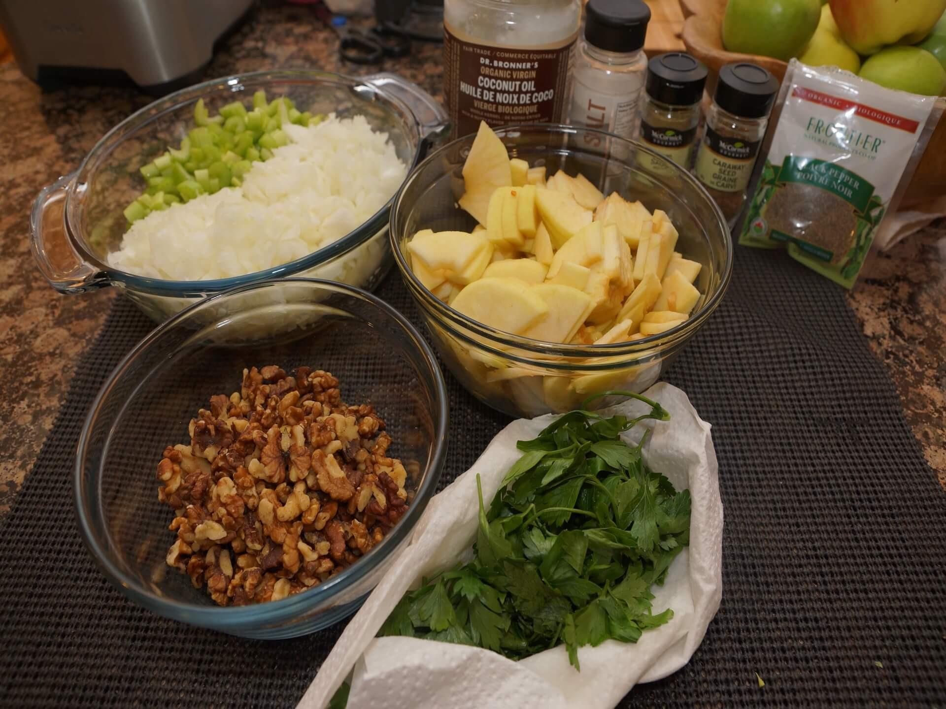 Vegan Carb Free Recipes  Recipe Dr Jiwani's Low Carb Vegan Stuffing Gluten Free