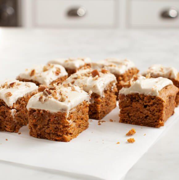 Vegan Carrot Cupcakes  Vegan Carrot Cake & Frosting Recipe Love and Lemons