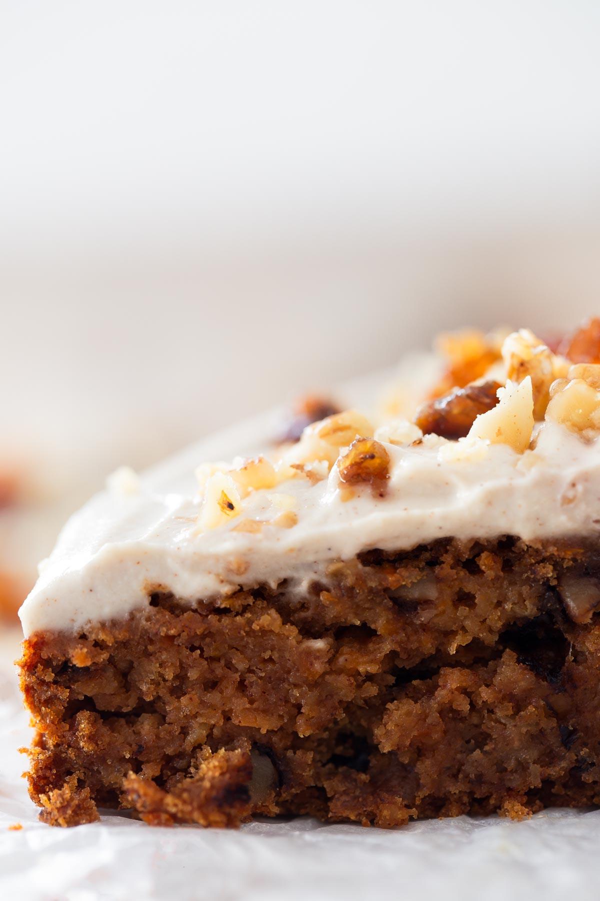 Vegan Carrot Cupcakes  Vegan Carrot Cake Gluten Free