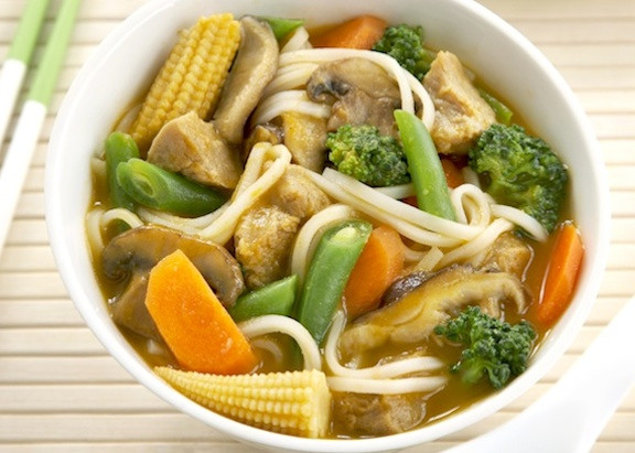 "Vegan Chinese Recipes  ""Buddhist s Delight"" Chinese Style Ve able Stew"