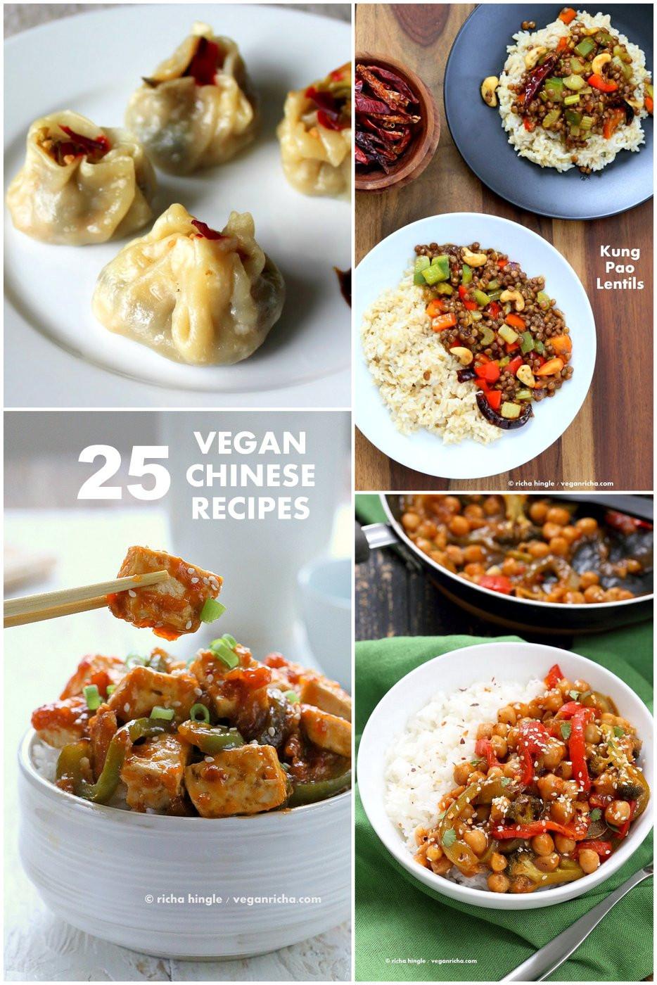 Vegan Chinese Recipes  25 Vegan Chinese Recipes Vegan Richa