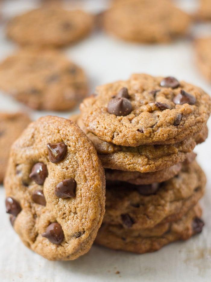 Vegan Chocolate Chip Cookies Brand  Classic Vegan Chocolate Chip Cookies Connoisseurus Veg
