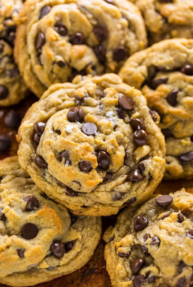 Vegan Chocolate Chip Cookies Brand  The BEST Vegan Chocolate Chip Cookies in the World