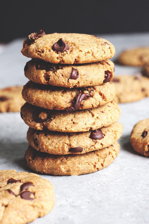 Vegan Chocolate Chip Cookies Brand  The Best Vegan Chocolate Chip Cookies NeuroticMommy
