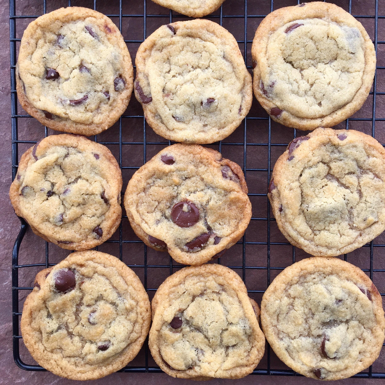 Vegan Chocolate Chip Cookies Brand  The Best Vegan Chocolate Chip Cookies