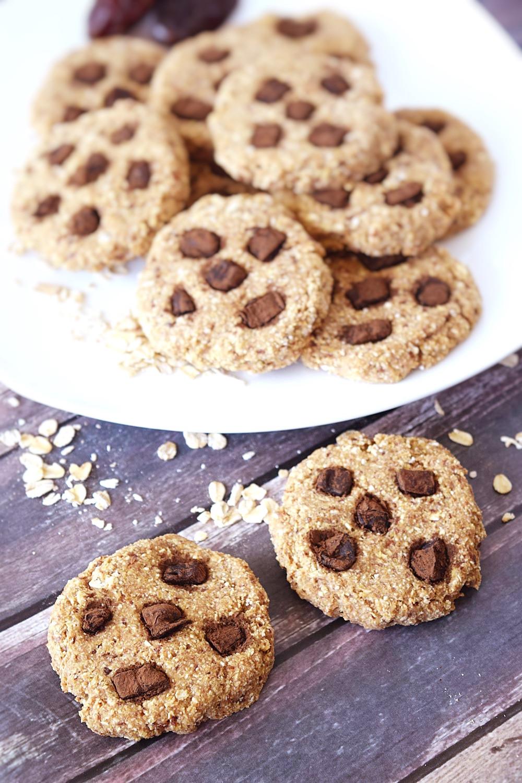Vegan Chocolate Chip Cookies Brand  Vegan Chocolate Chip Cookies Beaming Banana