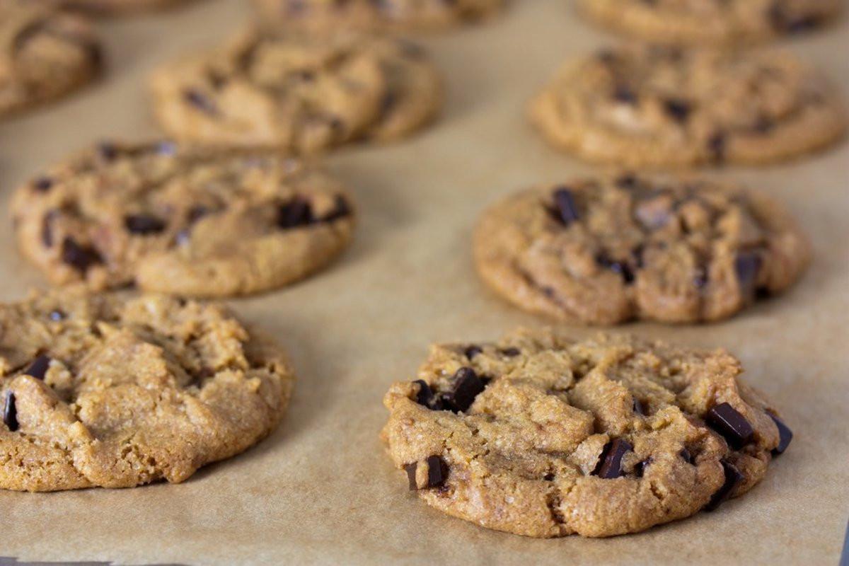 Vegan Chocolate Chip Cookies Brand  The Ultimate Vegan Chocolate Chip Cookie Recipe With Maple