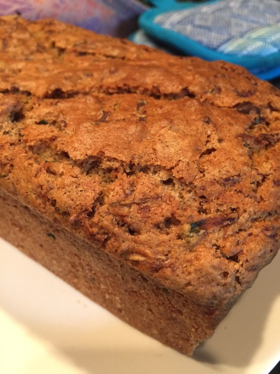 Vegan Chocolate Chip Zucchini Bread  Vegan Chocolate Chip Zucchini Bread
