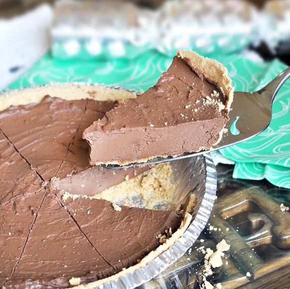 Vegan Chocolate Pie Recipe  The Ultimate Chocolate Fudge Pie