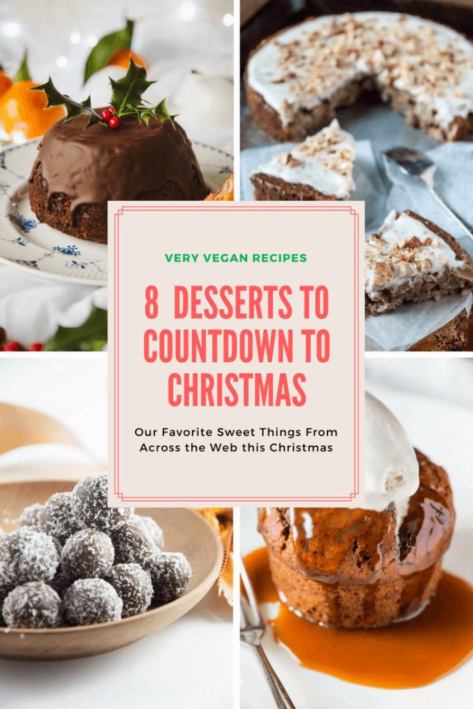 Vegan Christmas Dessert Recipes  8 Delicious Vegan Christmas Desserts and Sweets
