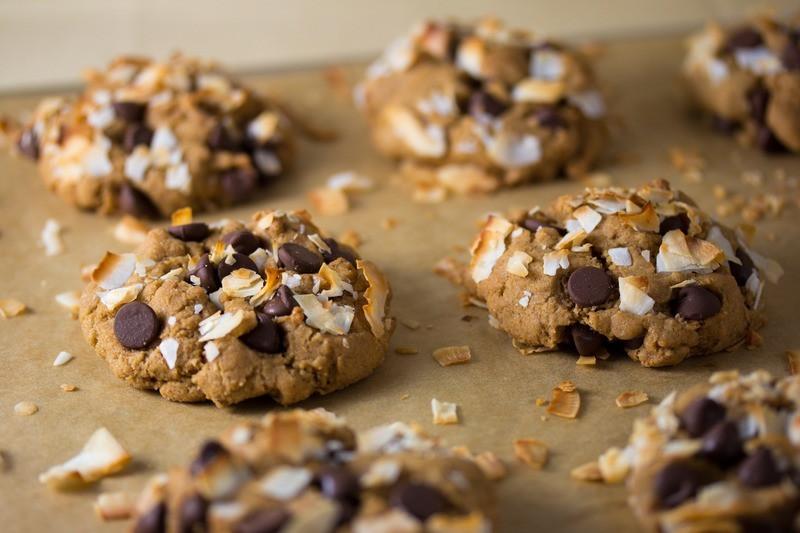 Vegan Coconut Cookies Recipes  Vegan Toasted Coconut Chocolate Chip Cookies Veganbaking