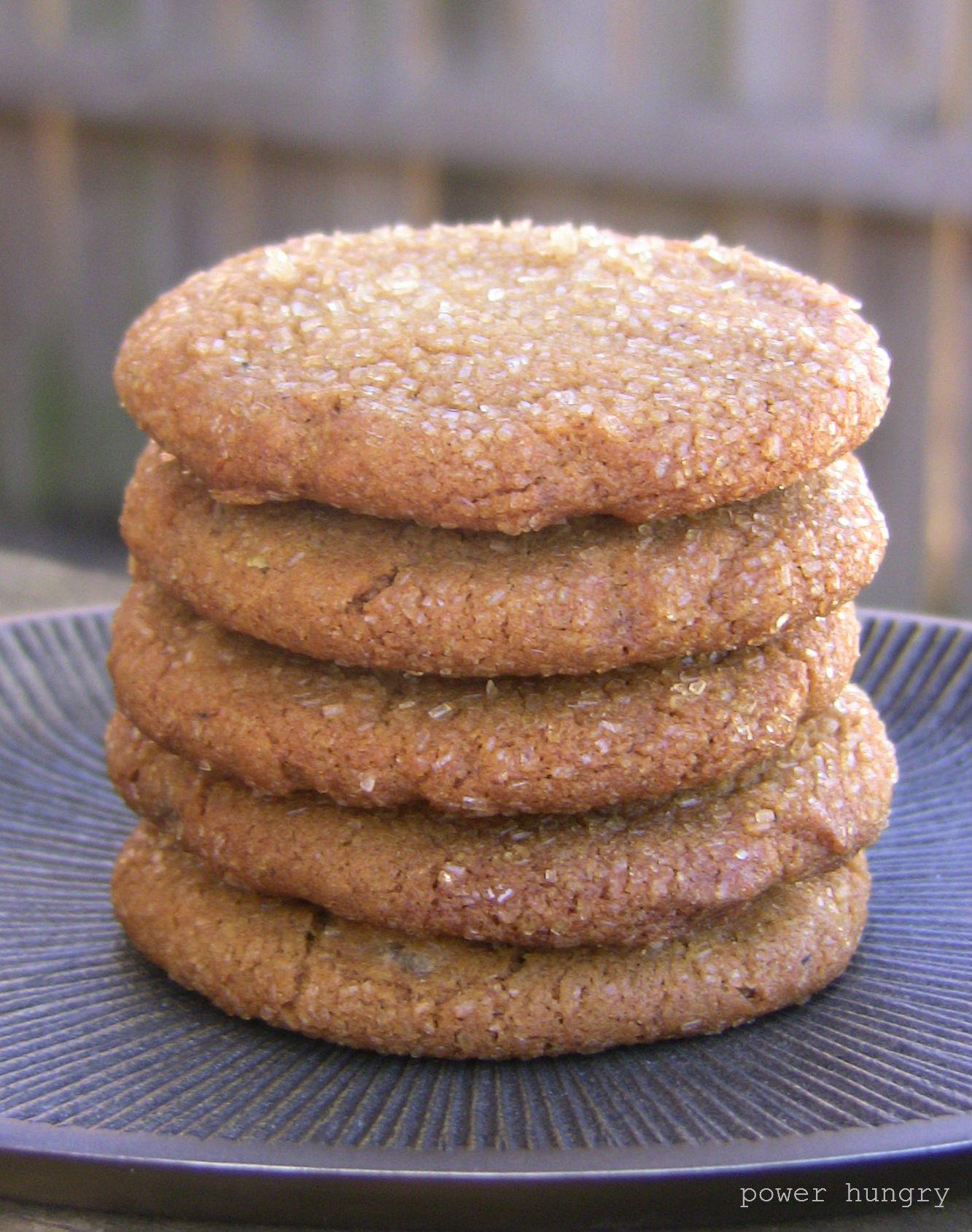 Vegan Coconut Cookies Recipes  Vegan Ginger Cookies