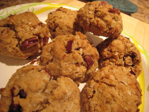 Vegan Coconut Cookies Recipes  Coconut Pecan Cookies Vegan Recipe Food