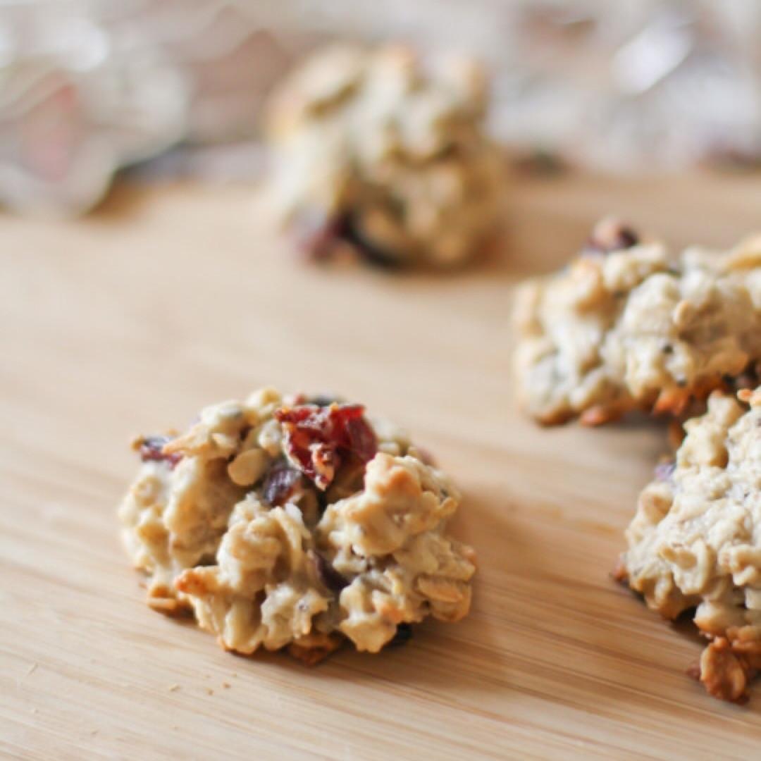 Vegan Coconut Cookies Recipes  Vegan Coconut Cranberry Cookies Recipe
