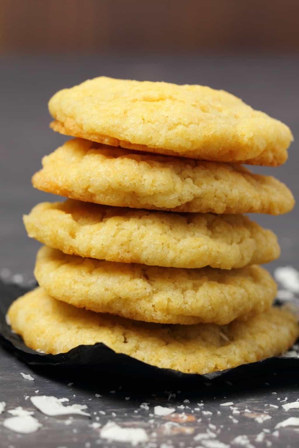 Vegan Coconut Cookies Recipes  Vegan Coconut Cookies Recipes