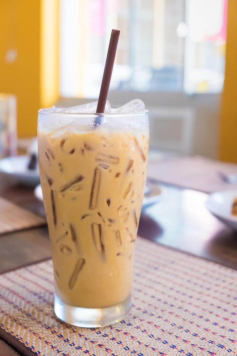 Vegan Coffee Recipes  Vegan Iced Coffee with a Kick Recipe Go Dairy Free