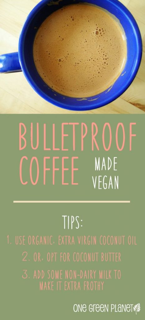 Vegan Coffee Recipes  Bulletproof Coffee Recipes Tips and Tricks to Spice it Up