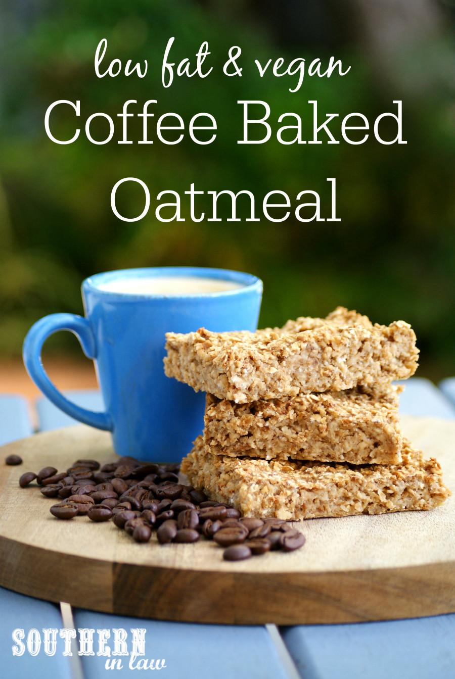Vegan Coffee Recipes  Southern In Law Recipe Coffee Baked Oatmeal Vegan