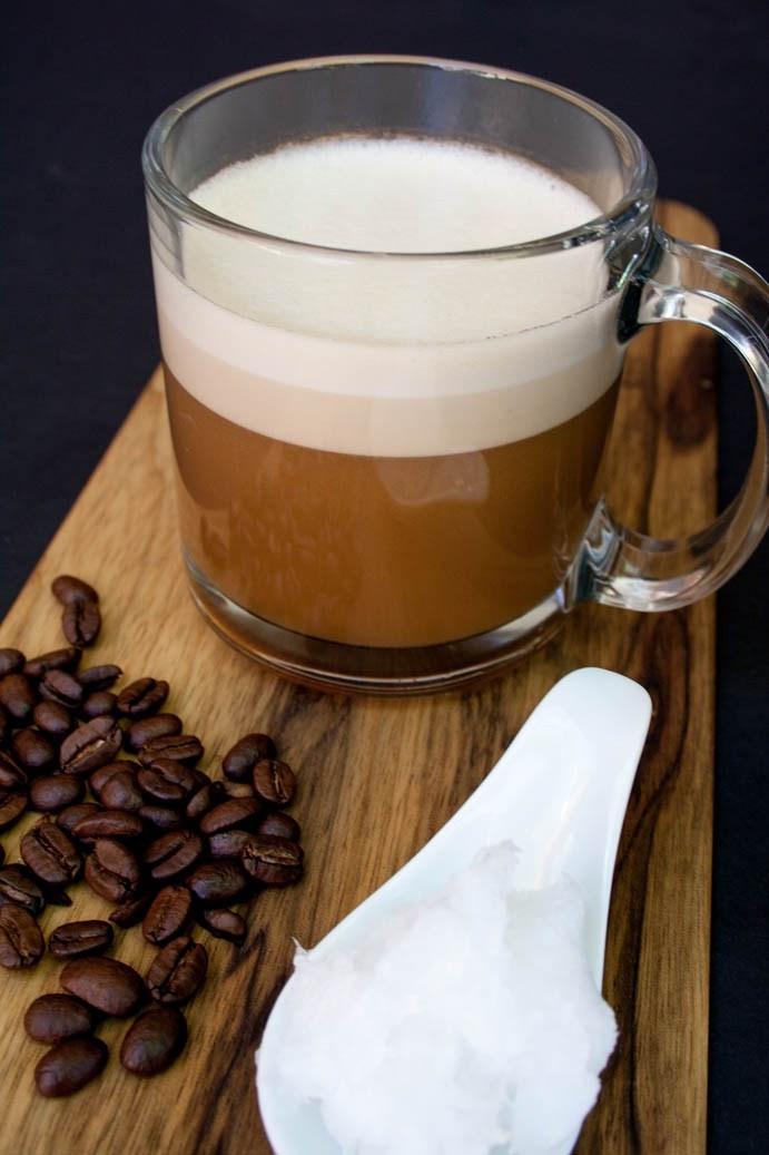 Vegan Coffee Recipes  Vegan Bulletproof Coffee Create Mindfully