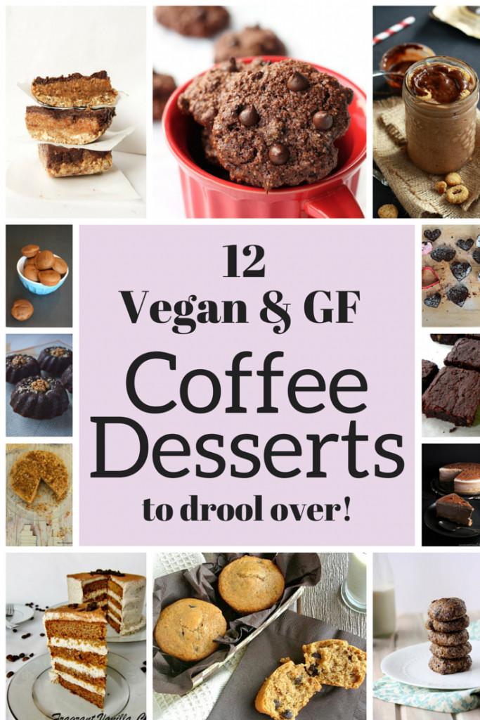 Vegan Coffee Recipes  Best Vegan Coffee Desserts Vegan Family Recipes